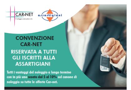 Convenzione Assartigiani/Car-Net_Offerte Marzo 2021